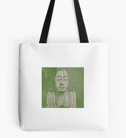 Karma in green Tote Bag