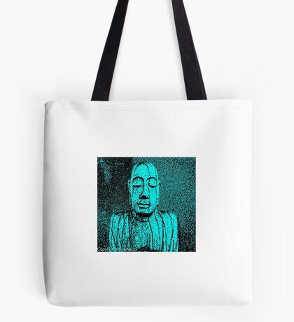 Karma in Turquise  Tote Bag