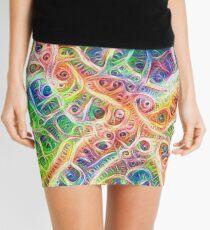 Neural network motif Mini Skirt