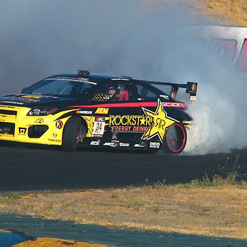 Tanner Foust by SHME32