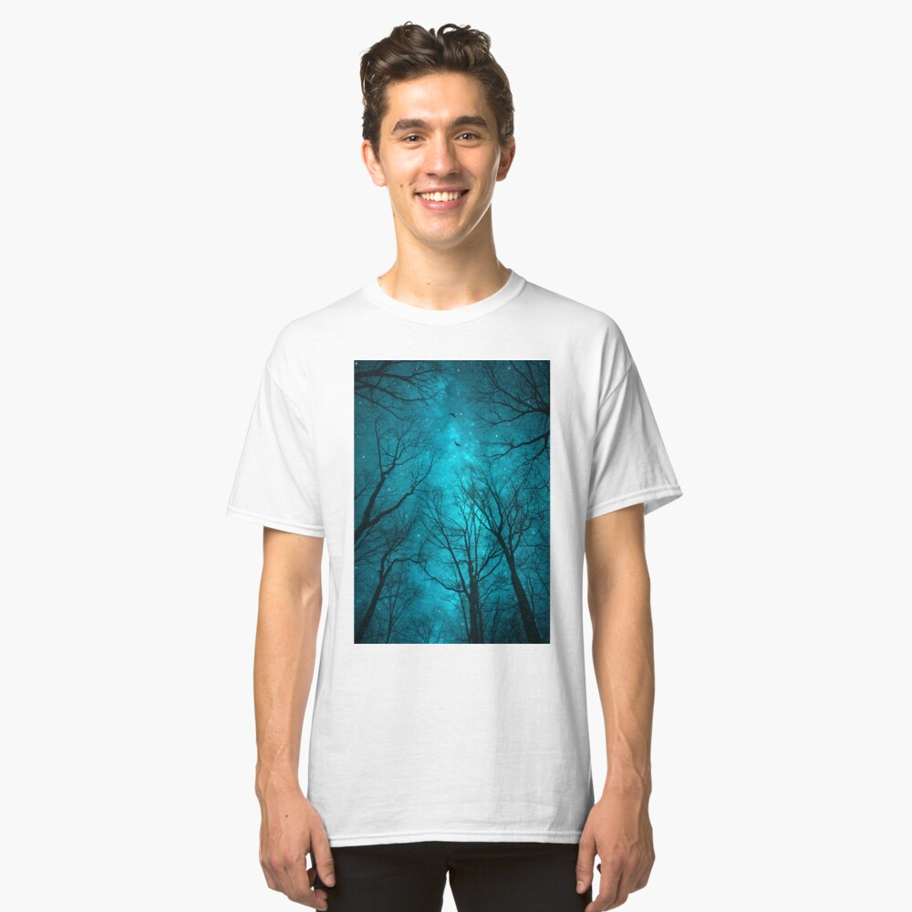 Sterne können nicht ohne Dunkelheit leuchten Classic T-Shirt