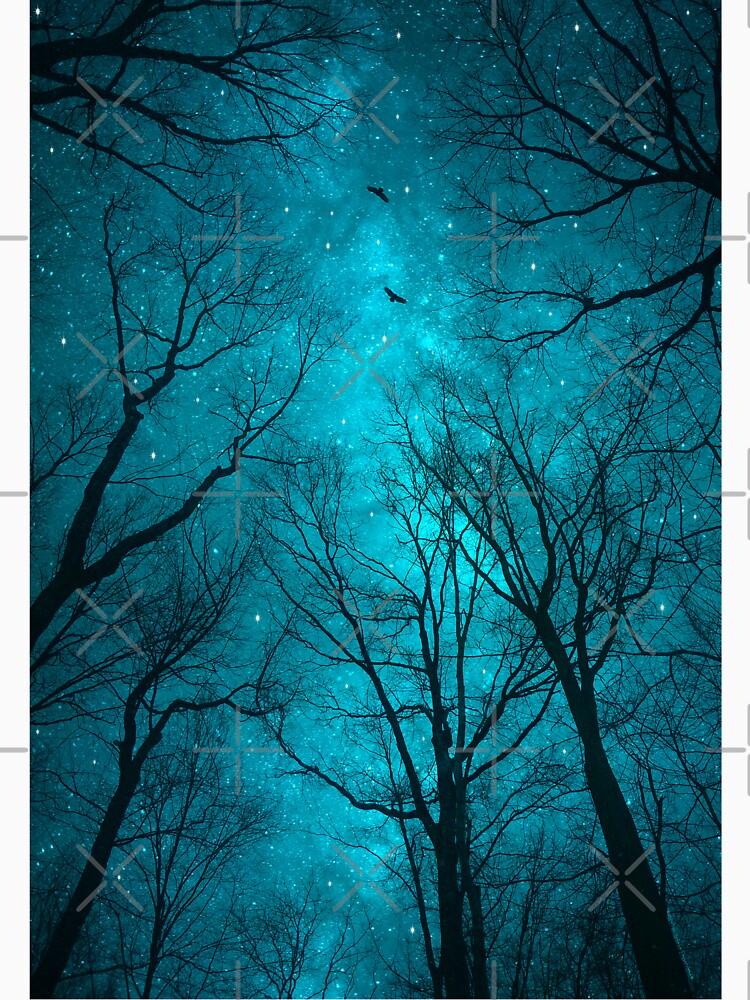 Las estrellas no pueden brillar sin la oscuridad de soaringanchor