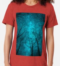 Stars Can't Shine Without Darkness Tri-blend T-Shirt