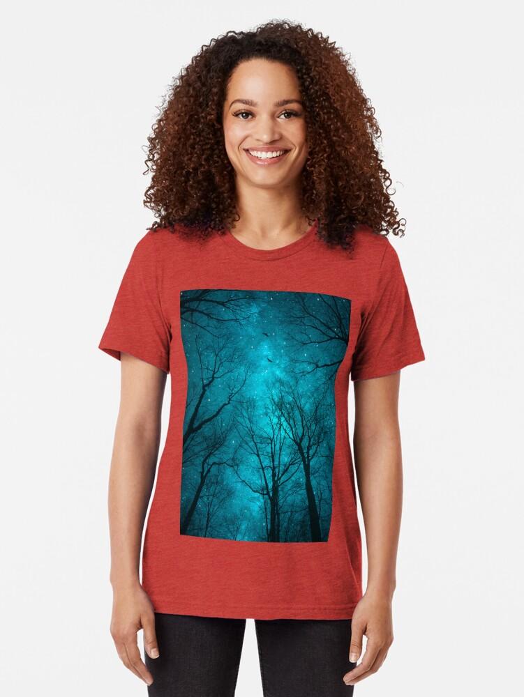 Alternative Ansicht von Sterne können nicht ohne Dunkelheit leuchten Vintage T-Shirt