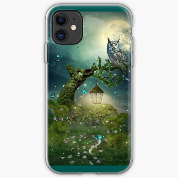 Keeper of the Enchanted - Spring Thaw iPhone Soft Case