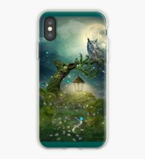 Keeper of the Enchanted - Spring Thaw iPhone Case