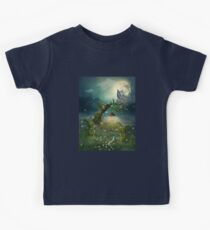 Keeper of the Enchanted - Spring Thaw Kids Tee