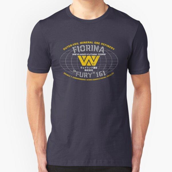 "Fiorina ""Fury"" 161 Slim Fit T-Shirt"