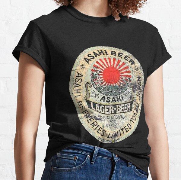 Asahi Beer Parody Classic T-Shirt
