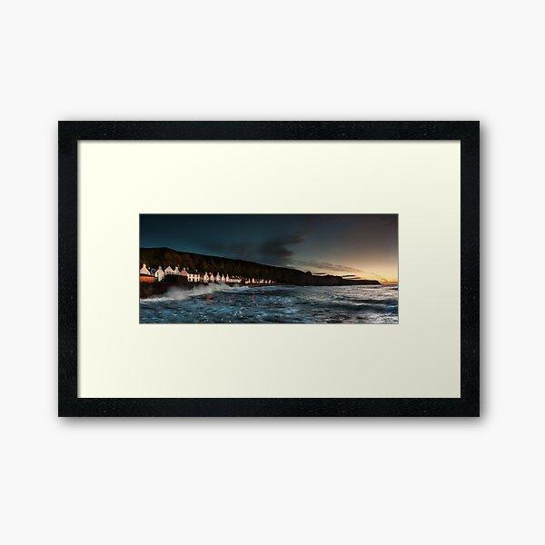 Pennan Framed Art Print