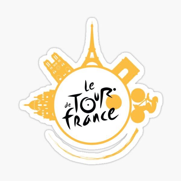 Le Tour de France Sticker
