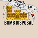Crabs over Castles Bomb Disposal by jcmeyer