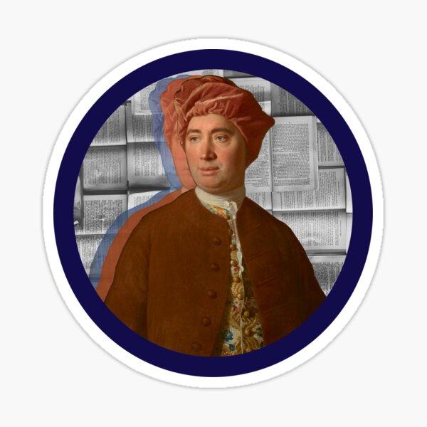 David Hume Sticker