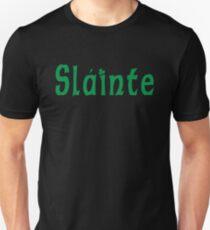 Camiseta ajustada Slainte