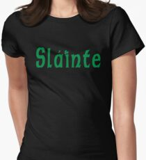 Slainte Women's Fitted T-Shirt