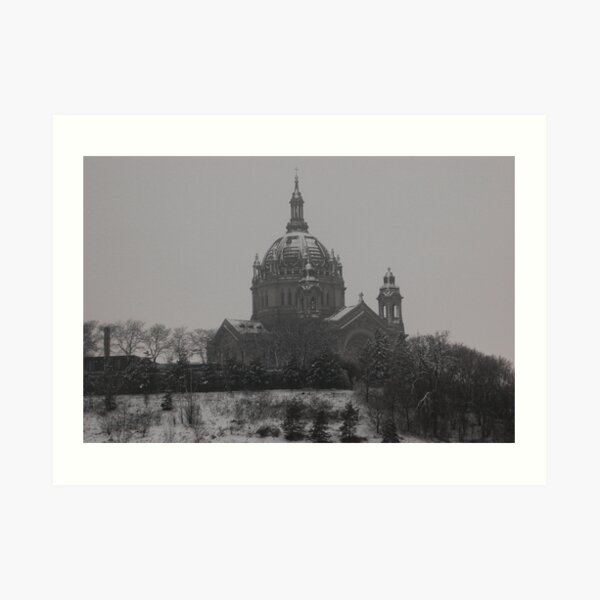 St. Paul Cathedral Art Print