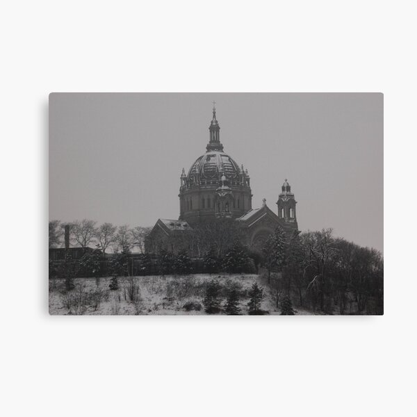 St. Paul Cathedral Canvas Print