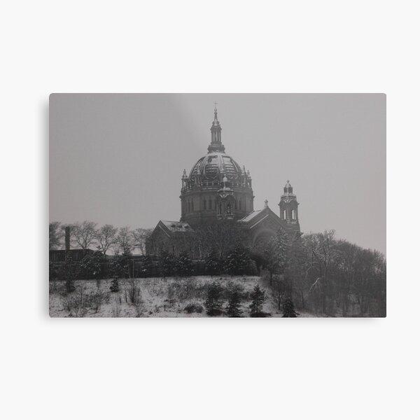 St. Paul Cathedral Metal Print