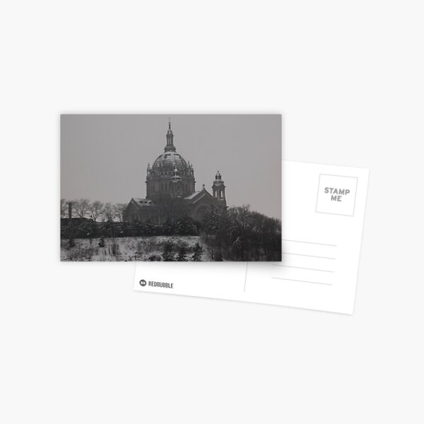 St. Paul Cathedral Postcard
