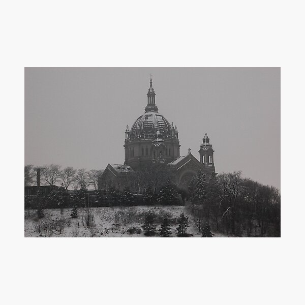St. Paul Cathedral Photographic Print