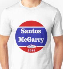 Matt Santos for the West Wing - 2016 T-Shirt