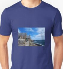 Coastline at Anstruther T-Shirt
