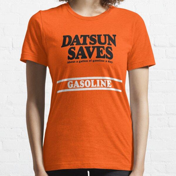 Datsun Saves Gasoline Essential T-Shirt