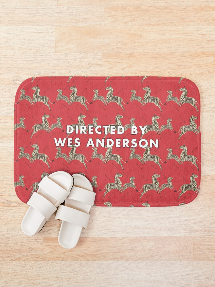 Alternate view of Directed by Wes Anderson Bath Mat