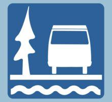 VW Vanagon Camping