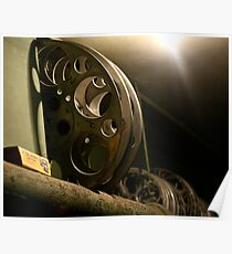 The Projection Room Poster