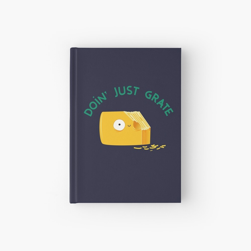 Grate Hardcover Journal