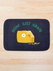 Grate Bath Mat
