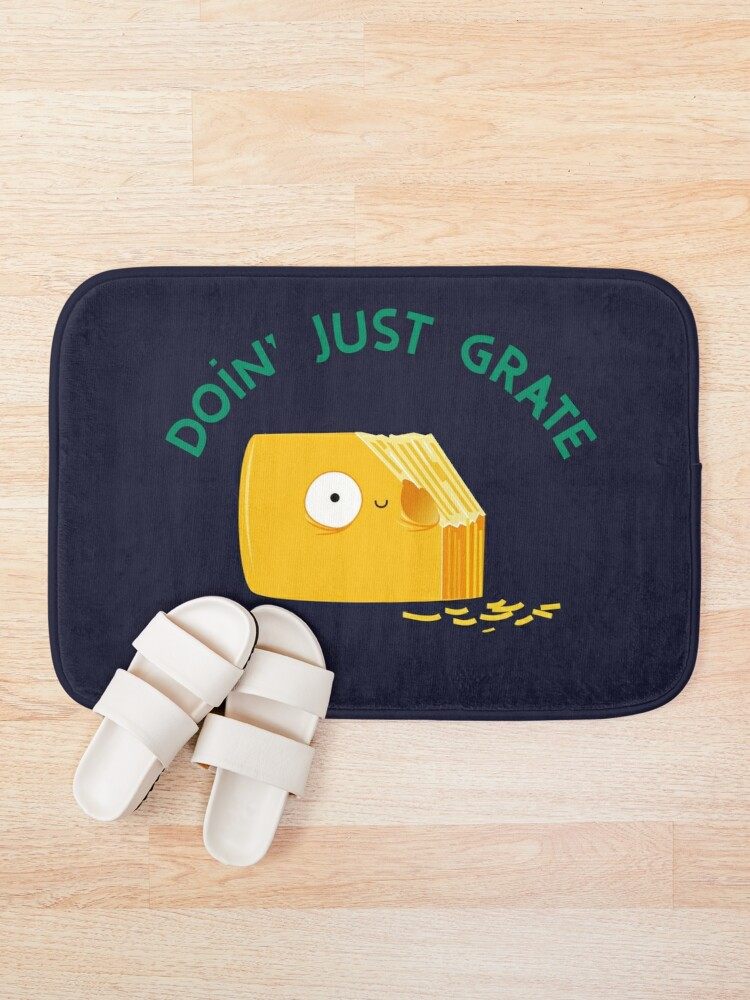 Alternate view of Grate Bath Mat