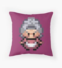 Agatha Overworld Sprite Throw Pillow