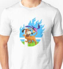Smash Hype - Duck Hunt Dog Unisex T-Shirt