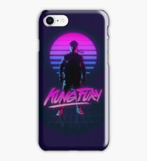Kung Fury iPhone Case/Skin