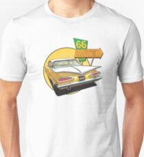 1959 Chevy Biscayne Slim Fit T-Shirt