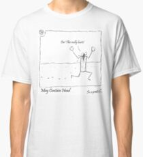 May Contain Head Classic T-Shirt
