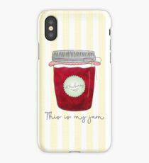 This is my jam! iPhone Case
