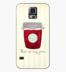 This is my jam! Case/Skin for Samsung Galaxy
