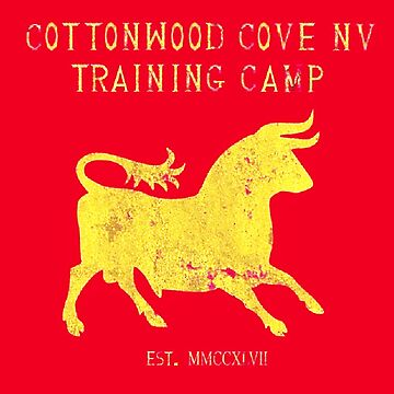 Cottonwood Cove NV Legion Training CampB by Realbreather