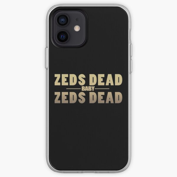 Zeds Dead Baby iPhone Soft Case