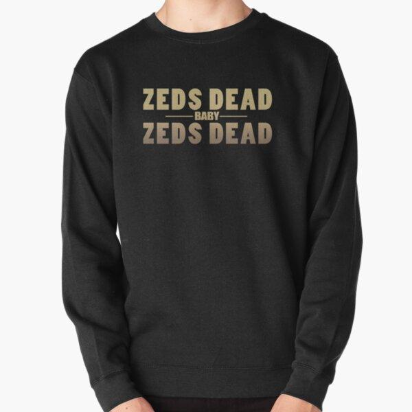 Zeds Dead Baby Pullover Sweatshirt