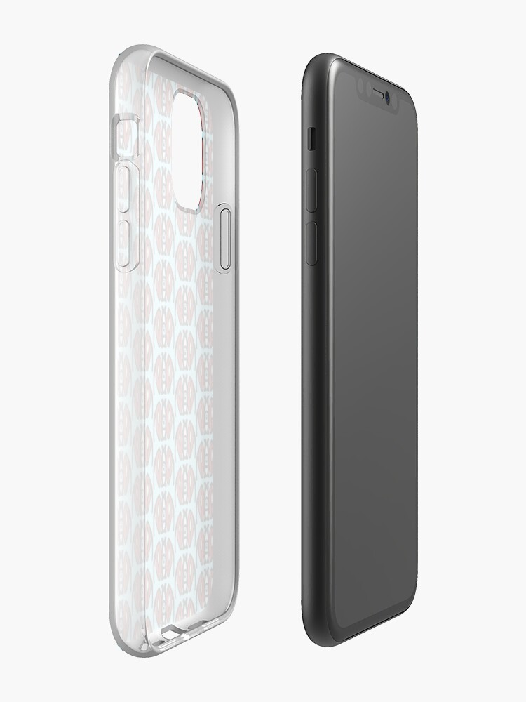 Alternate view of Lips To Look At iPhone Case & Cover