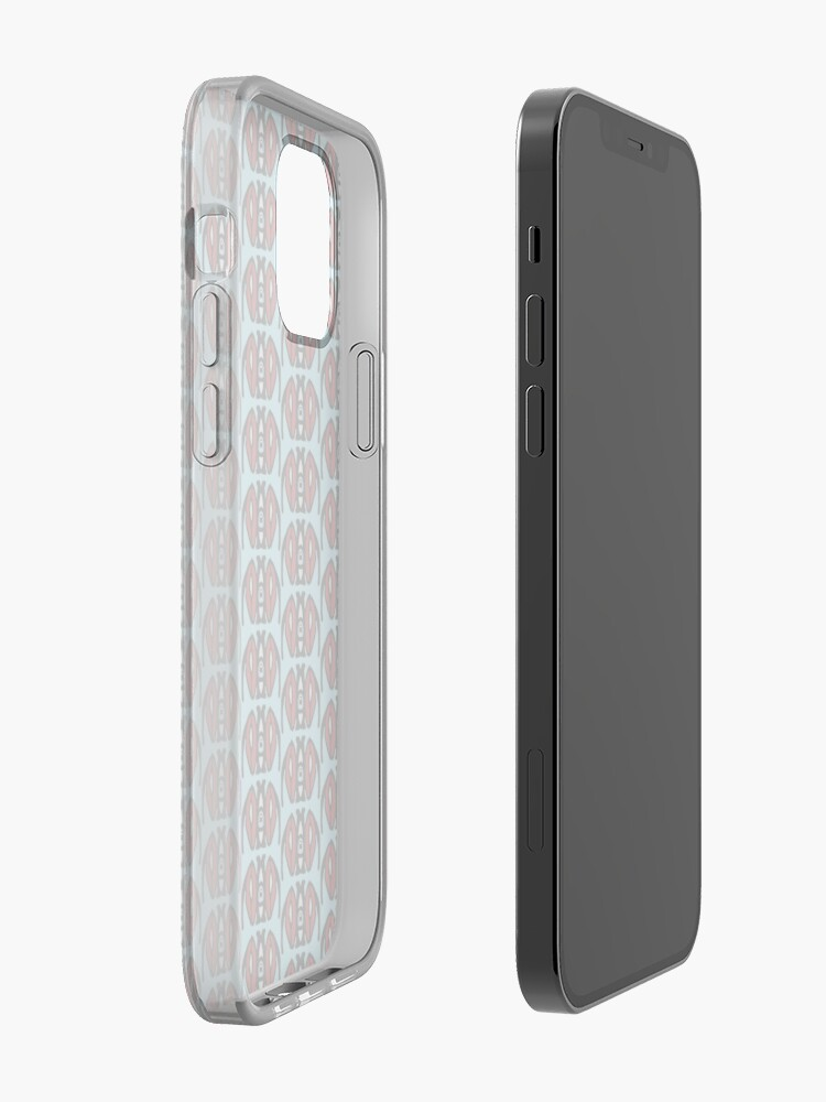 Alternate view of Lips To Look At iPhone Case