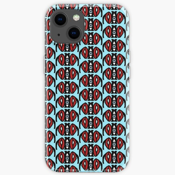 Lips To Look At iPhone Soft Case