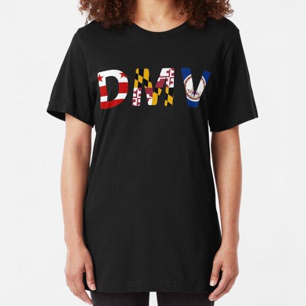 DMV Slim Fit T-Shirt