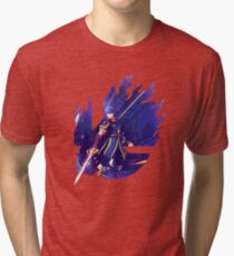 Smash Hype - Marth Tri-blend T-Shirt