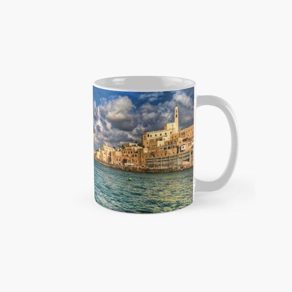 Tel Aviv Jaffa shoreline Classic Mug