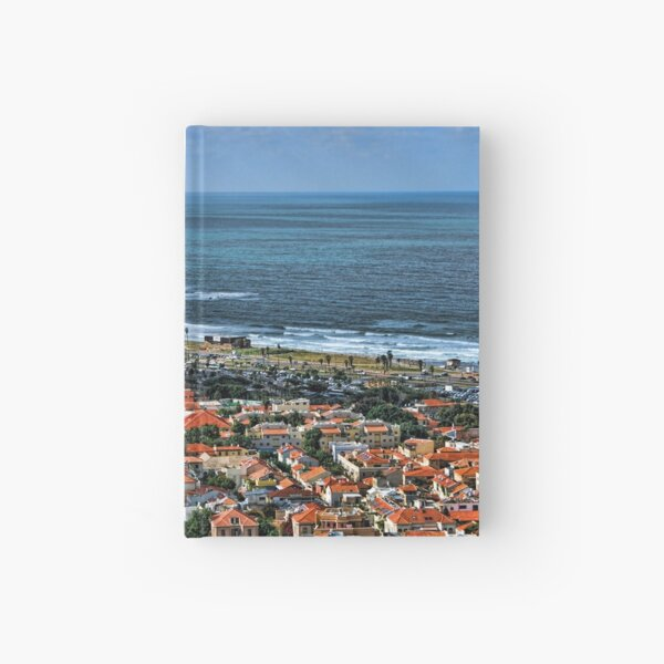 Tel Aviv spring time Hardcover Journal